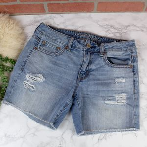 American Eagle Boy Midi Shorts 4